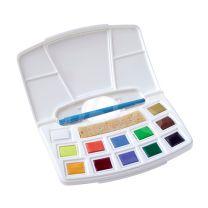 Acuarelas Talens Pocket box x 12