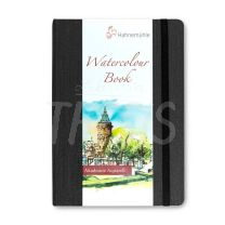 Cuaderno  Hahnemuhle  Watercolour Book 200 gr  A6 x 30 hjs