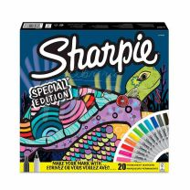 Marcadores Sharpie tortuga x  20  (2115767)