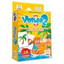 Juego de cartas  Voltea2 Artoys