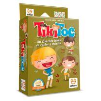 Juegos de cartas Tikitoc Artoys