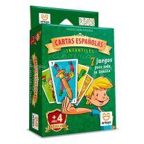 Juegos de cartas Españolas infantiles Artoys