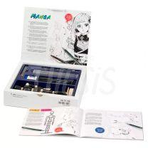 Faber Castell Manga Starter Set