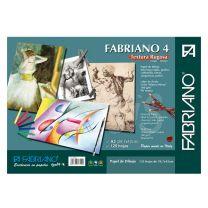 Papel Fabriano 4 textura rugosa A3 160 gr resma x 125 hojas